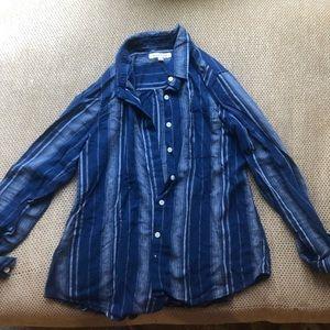 Francesca's Button-Up Shirt